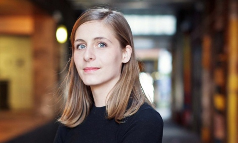 Eleanor Catton.