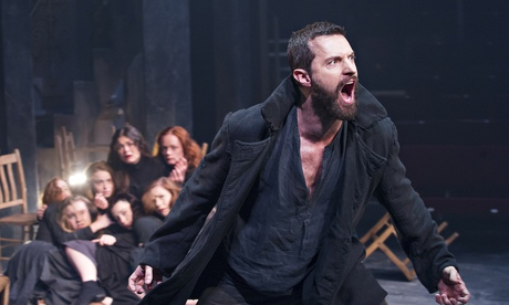 Richard Armistage in The Crucible, due to be broadcast by NT Live 2014