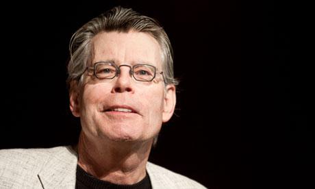 Stephen King, who wrote as Richard Bachman