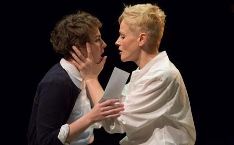 Maxine Peake in Hamlet, 2014