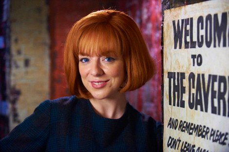 Sheridan Smith as Cilla Black in Cilla (2014)