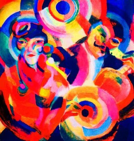 Flamenco Singer, 1916